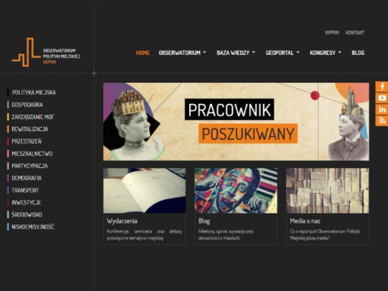 obserwatorium polityki miejskiej aktynova serwis www